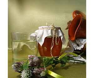 Мёд каштановый, 0,5 кг