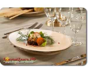 Elicia – столовая тарелка средняя